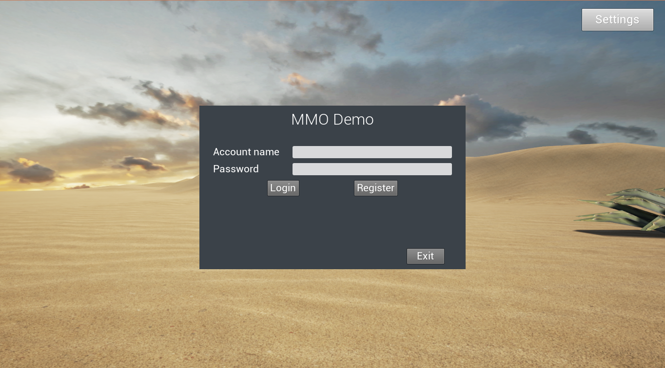 mmo starter kit unreal engine forums
