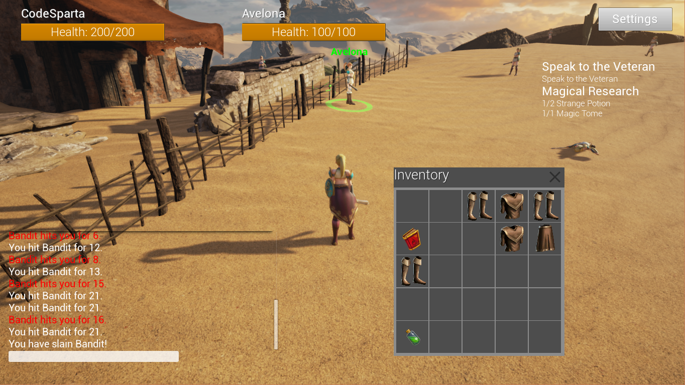MMO Starter Kit - Unreal Engine Forums