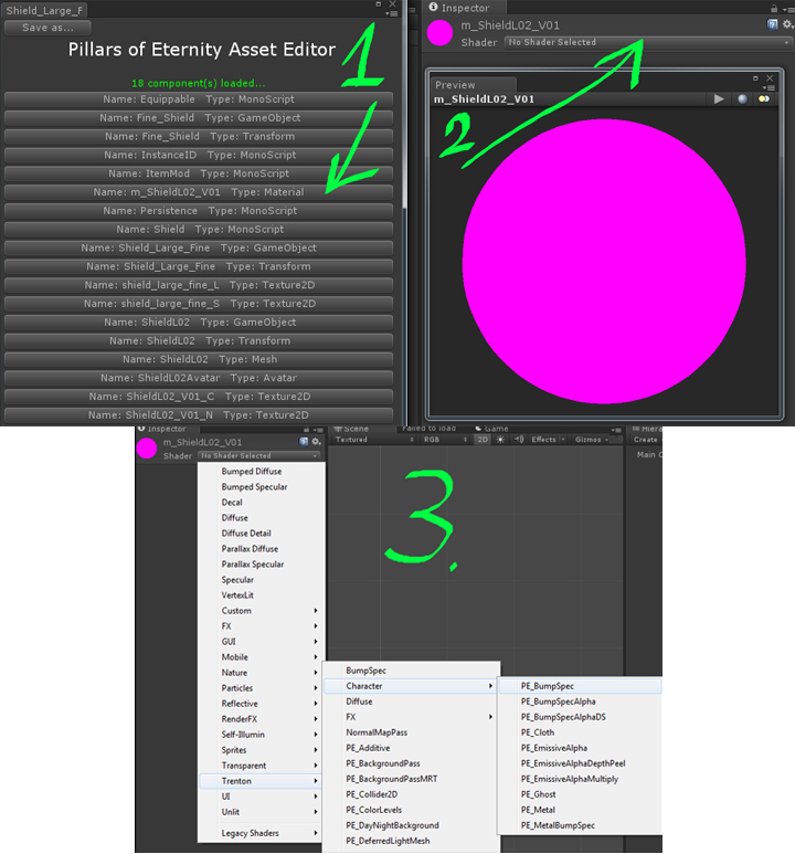 Asset Editor for Pillars of Eternity
